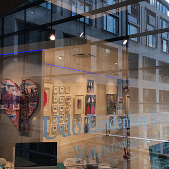 Udo Lindenberg & more Walentowski Galerie Hamburg