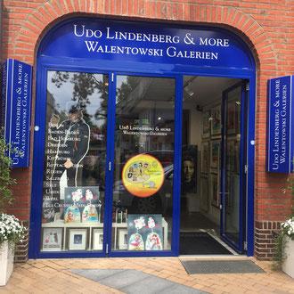Udo Lindenberg & more Walentowski Galerie Timmendorfer Strand
