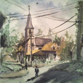 Eglise de Chérienne