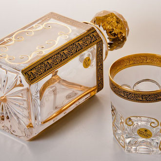 Подарочные Наборы из Богемского Стекла,Интернет Магазин МагнитХаус