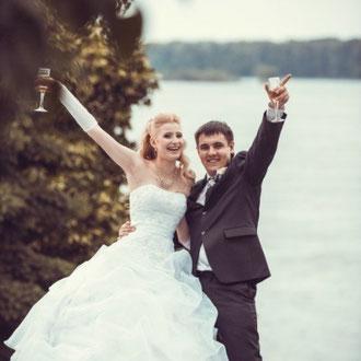 Свадьба Дениса и Алёны