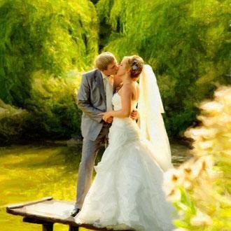 Свадьба Артура и Ольги