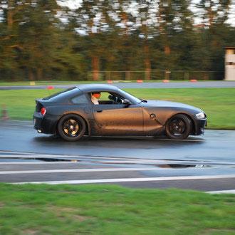 Z4 im Drift