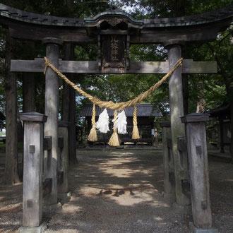 八坂神社 松本 長野