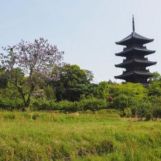 吉備路は、パワースポットが点在する日本の美しい田舎