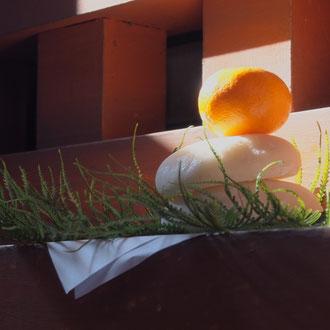 吉備津神社の正月