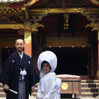 根津神社 東京