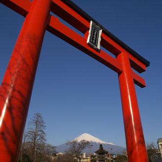 富士山本宮浅間大社 富士宮