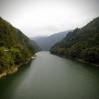 天竜川 長野