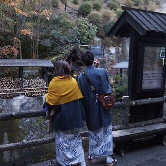 黒川温泉 熊本