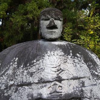万治の石仏 諏訪 長野
