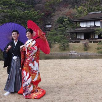 三渓園 神奈川