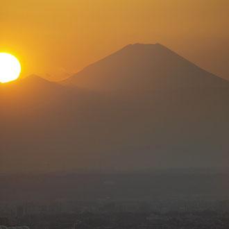 富士山 東京