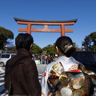 鶴岡八幡宮 神奈川