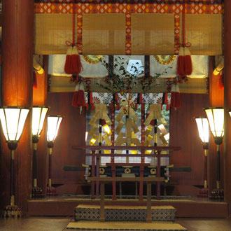 石上神宮 奈良
