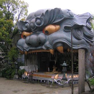 難波八坂神社 大阪