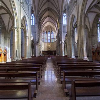 """Catedral del buen pastor"" | San Sebastian, Spain"