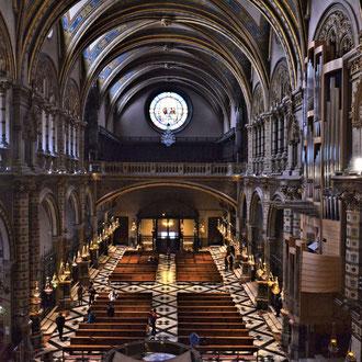 """Basilica Montserrat"" | Montserrat, Barcelona"