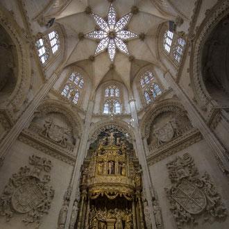 """Star Chapel"" | Burgos, Spain"
