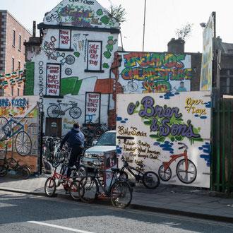 Dublin, quartier populaire