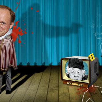 """""""Fernsehermittler"""" für das Kompakt-Magazin der IG BCE © Stefan Hoch"""