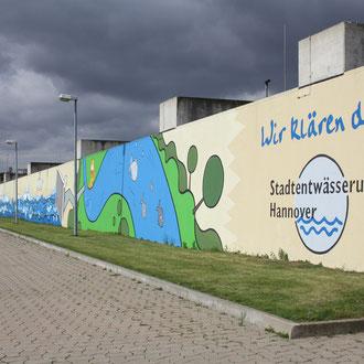 Stadtentwässerung, Hannover © Stefan Hoch