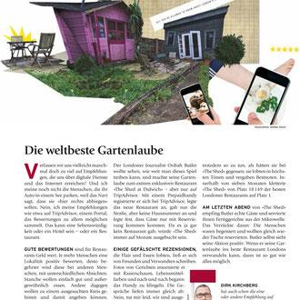 """""""The shed"""" für das Kompakt-Magazin der IG BCE © Stefan Hoch"""
