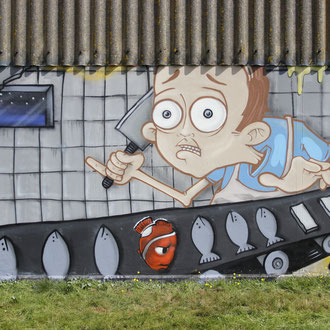 """""""Fischfabrik"""", Bremerhaven © Stefan Hoch"""
