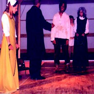 Kostüme für The Crucible von Arthur Miller