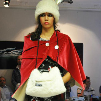 Fashion´s Finest Catwalk im F37 Udo Walz Modell: PeppART