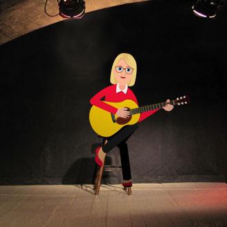 Pia - Musikvideo