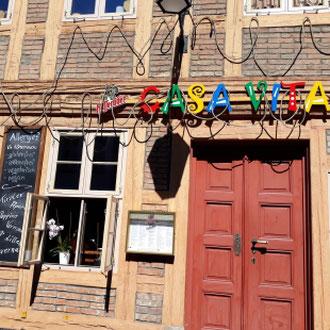 Restaurant Casa Vita, Wernigerode, Harz, Sachsen - Anhalt