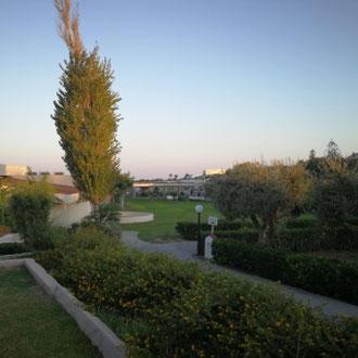 Garten , Hotel Eden Roc, Rhodos