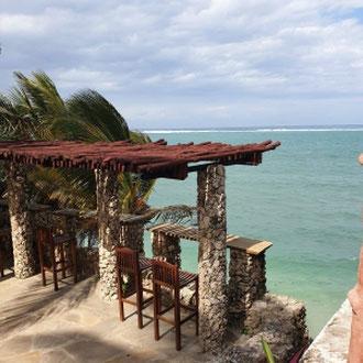 Meerblick, Hotel Bahari Beach, Nordküste, Kenia, Afrika