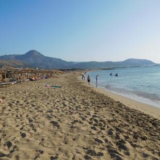 Strand, Falassarna, Kreta
