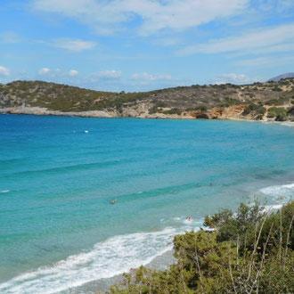 Strand, Voulisma Beach, Kreta