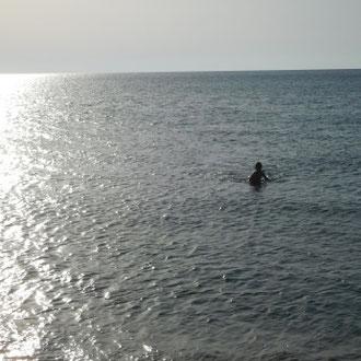 Meer und Strand, Falassarna, Kreta