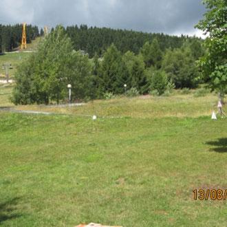 Sommerrodelbahn, Oberwiesenthal, Erzgebirge Sachsen