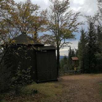 Goethehaus, Nähe Kickelhahn, Ilmenau, Thüringer Wald