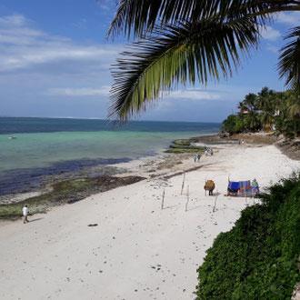 Strand, Hotel Bahari Beach, Nordküste, Kenia, Afrika