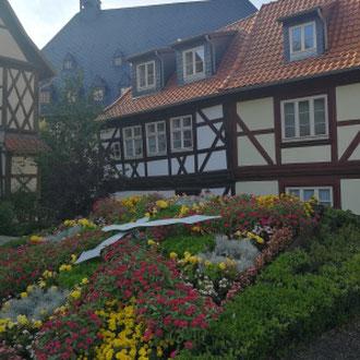 Innenstadt, Wernigerode, Harz, Sachsen- Anhalt