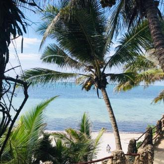 Strandblick, Hotel Bahari Beach, Nordküste, Kenia, Afrika