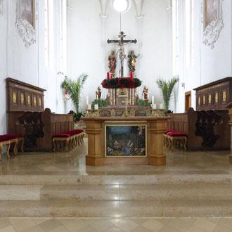 Adventskonzert 03.12.2017, St. Simon und Judas Kirche, Uttenweiler
