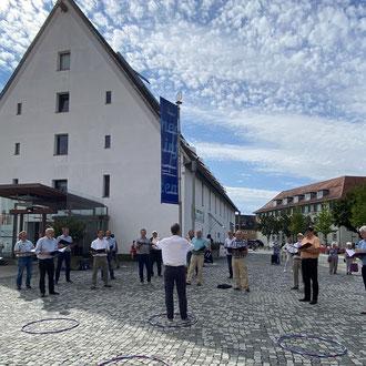 """""""Spaß am Samstag"""" - Stadtbücherei/Viehmarktplatz in Biberach"""