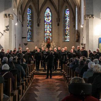 Adventskonzert 2019 - Wallfahrtskirche Bussen