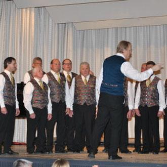 Silcherchor & Männerchor Alttann Bad Wurzach März 2014