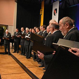 Einsetzung von Gerold Rechle als OB von Laupheim (Bild: Axel Pries/Schwäbische Zeitung)