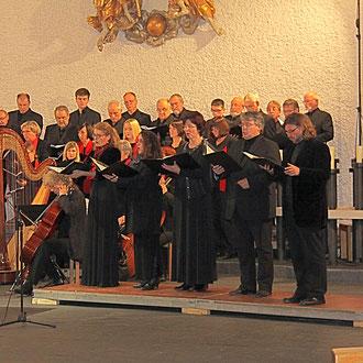 Adventskonzert 27.11.2016, St. Vinzenz Untermarchtal