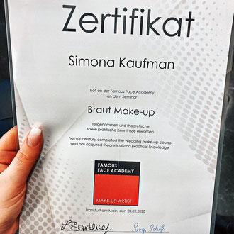 Ihre professionelle Make-up Stylistin und Visagistin in Wiesbaden, Frankfurt, Bischofsheim, Mainz