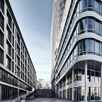 Moderne Architekturfotografie